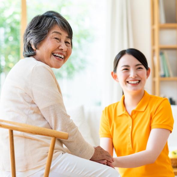赤マル福祉のがんばろう!日本の介護 トップ画像1