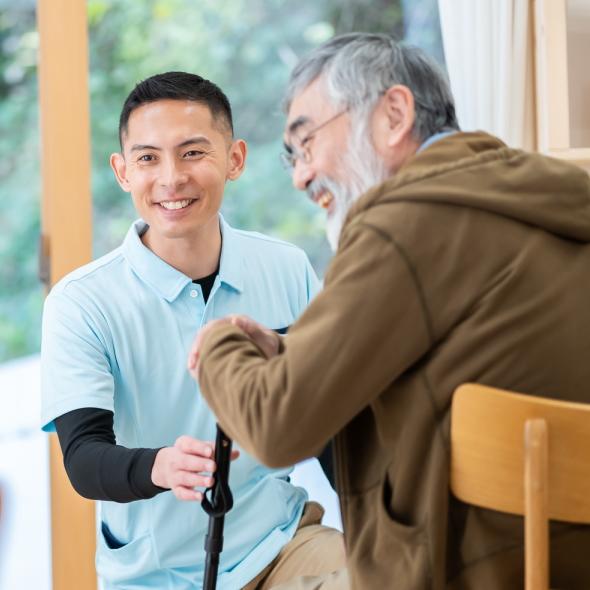 赤マル福祉のがんばろう!日本の介護 トップ画像3